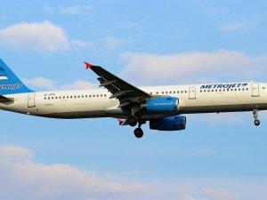 Mısır Havayolları'na Rusya uçuşları yasaklandı