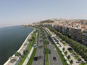 İzmir'e yeşil tramvay geliyor