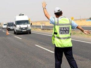 Günlük 7,5 milyon lira trafik cezası kesildi