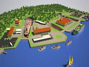 Haliçport Projesi'nde ÇED süreci başladı