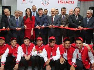 Anadolu Isuzu'dan meslek liselerine önemli destek