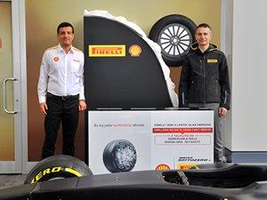 Pirelli ve Shell emniyetli sürüşe dikkat çekiyor
