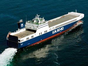 UN Ro-Ro, sektörü Intermodal Europe 2015'te değerlendirdi