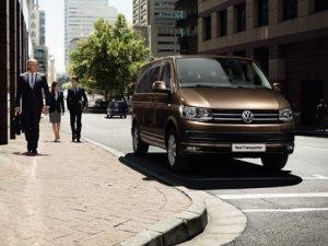 Yeni Transporter'a 'Yılın Ticari Aracı Ödülü'