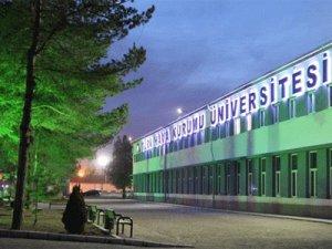 THK Üniversitesi Rektörü Metin Toprak istifa etti