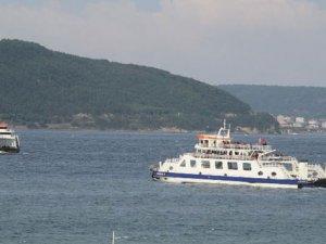 Çanakkale'de feribot seferleri iptal oldu
