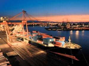 Türkiye'nin limanlarına uğrayan gemi sayısı ekimde yüzde 5,3 azaldı