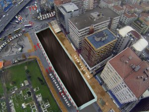 Kabataş - Mecidiyeköy Mahmutbey metro çalışmaları başlıyor