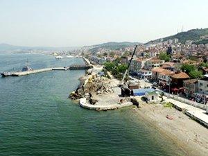 Bursa sahillerine yatırıma Çevre ve Şehircilik Bakanlığı'ndan onay çıktı