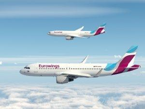 Eurowings uzun mesafe uçuşlarını artırıyor