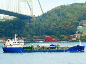 Arkas Petrol, M/T Çeşme'yi filosuna kattı