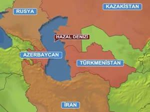Türkmenbaşı İran'dan Hazar Denizi liman zirvesi yapılmasını istedi