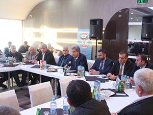 UND Başkanı Çetin Nuhoğlu, Hopa'da