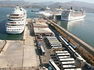 Kruvaziyer gemi yolcu sayısı 10 yıllık dönemde 4 katı arttı