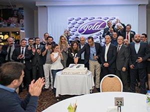 Goldmaster bayi toplantısı Antalya'da yapıldı