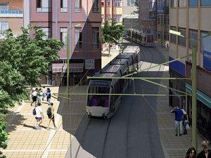 SEKA Park-Otogar hattının ilk tramvay aracı 16 Eylül 2016'da teslim edilecek
