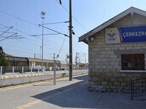 Çerkezköy-İstanbul Tren Seferleri TBMM Gündeminde