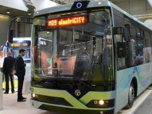 Temsa-Aselsan üretimi elektrikli otobüs geliyor