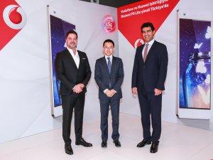 Vodafone ve Huawei güçlerini birleştirdi