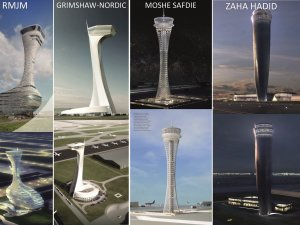 Yeni havalimanı, dünyaca ünlü tasarımcıları yarıştırıyor