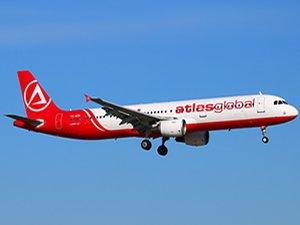 Atlasglobal, İstanbul-Sharjah tarifeli seferlerine başlıyor