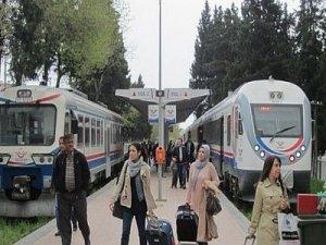 Ödemiş-İzmir ek tren seferleri için çalışmalar başladı