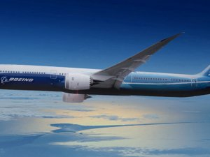 Boeing 787-10'un tasarımı tamamladı
