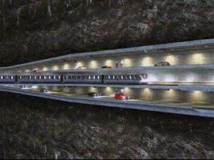 Büyük İstanbul Tüneli ile 9 ray birbirine bağlanıyor