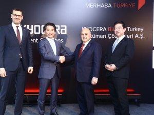 Japon Kyocera'dan Türkiye yatırımı