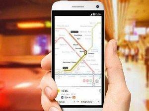 Mobil uygulamalar şehirlerde ulaşımı kolaylaştırıyor