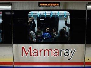 Marmaray, İstanbul nüfusunun 7 katı yolcu taşıdı