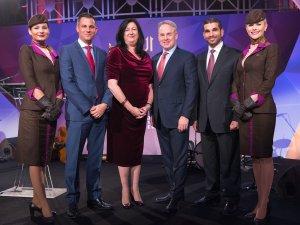 Etihad Airways'e bir haftada 3 ödül