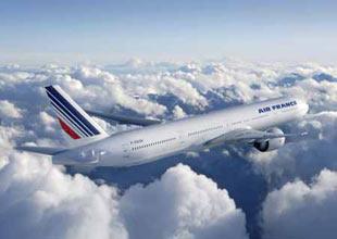 Air France'e ait uçak mecburi iniş yaptı