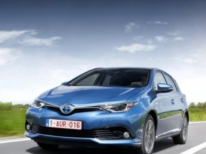 Toyota'nın test sürüşü etklinliği başladı
