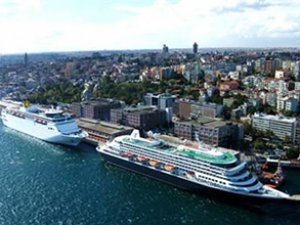 Liman sıkıntısı İstanbul'a 250 bin turist kaybettirdi