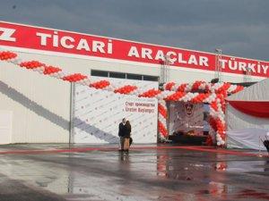 Rus ticari araç üreticisi GAZ, Sakarya'da üretimi durdurdu