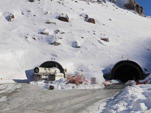 Ovit Tünel kazısının yüzde 80 tamamlandı