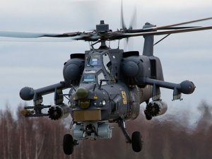 Irak Rusya'dan helikopter satın aldı