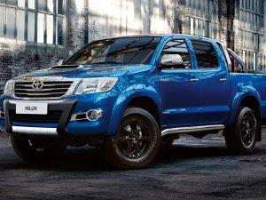 Emniyet Genel Müdürlüğü Toyota Hilux'ı seçti