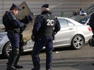 Fransa'da kargo gemisinde 2,5 ton kokain yakalandı