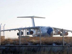 4 yıldır Erzurum'da unutulan Gürcistan uçağı