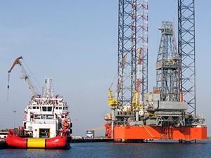 'Chernomorneftegaz'a ait platform, Türk gemisi tarafından engellendi' iddia edildi