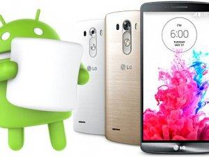 LG G3 güncellemesi geliyor