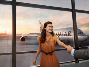 Qatar Airways'in yeni kampanyası ilgi odağı oldu