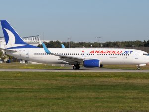 AnadoluJet, Ankara – Siirt uçuşlarını başlatıyor
