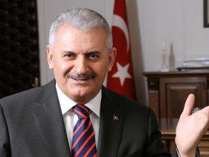 """Binali Yıldırım: """"Konya-Karaman arası yarım saate düşecek"""""""
