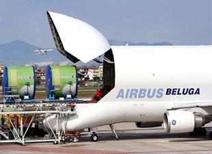 Airbus Beluga XL'ın üretimine başlıyor