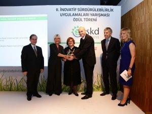 Kordsa Global'e bir inovasyon ödülü de SKD'den