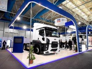 Ford Trucks, bölgeye özel modellerini Saudi Transtec 2015 Fuarı'nda sergiledi