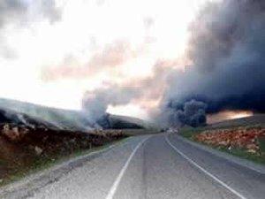 Kerkük-Yumurtalık Petrol Boru Hattı'na terör saldırısı engellendi
